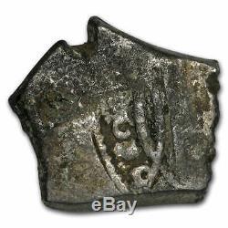 1500-1650's Mexico 2 Reales Cob Silver Avg Circ SKU#201760