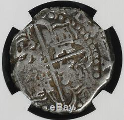 1622-24P T Bolivia 8 Reales COB NGC F 12 RARE