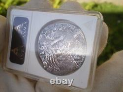 1679 Bolivia Dead Island Consolation Shipwreck 8 Reales Cob 8r Silver Coin Anacs