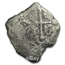 1715 Fleet Silver 8 Reales Cob (WithCOA) SKU#208430