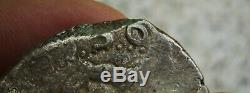 A66 Early Dated Silver Cob 8 Reales Philip IV 1630 Potosi Mint Spain Colonial