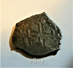 Bolivia 1696 P Silver Real/COB SB1