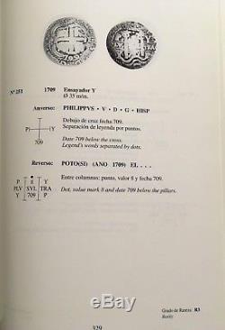 ¡¡ Extremely Rare! Royal Cob 8 Reales Of Philip V. Year 1709. Potosi. Y