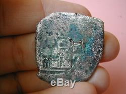 MEXICO Philip V Felipe V (1700-1746) silver 8 Reales COB ex St James auction
