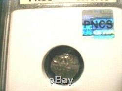 Mel Fisher COA 1715 Fleet One Real Cob / Mexico Mint / Cobb Coin Company