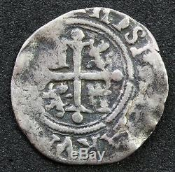 Mexico 1/2 Real COB Philip II Mo-O, 1.4 g