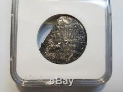 SAO JOSE Bolivia 4 Reales Silver SHIPWRECK Coin NGC Spanish Sunken Treasure COB