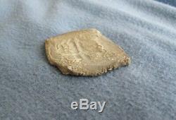 SILVER COB 8 REALES 1600s Shipwreck / Treasure Coin 23.3g