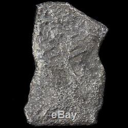 Spain. Silver 8 Reales Cob, Association Shipwreck. With Roland Morris Book