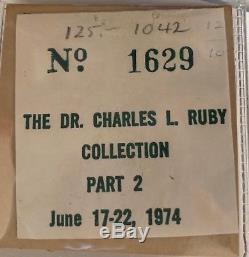Spanish colonial, Bolivia, Charles II, cob 8 Reales, 1675. Ex Charles L. Ruby